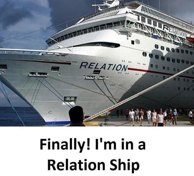 Water transportation - REalion RELATION- Finally! I'm in a Relation Ship