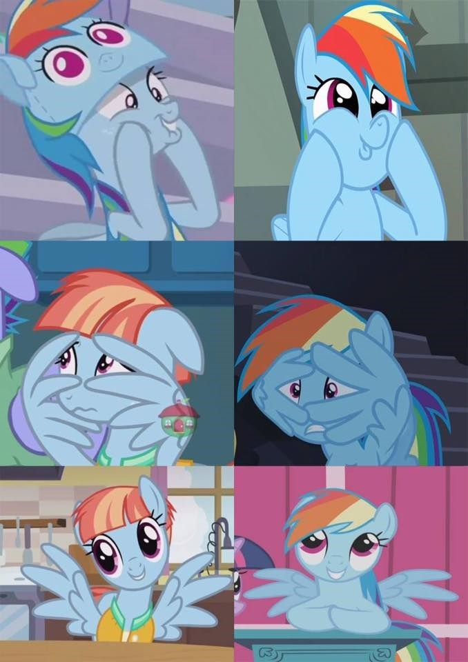 parental glideance screencap windy whistles rainbow dash - 9036599552