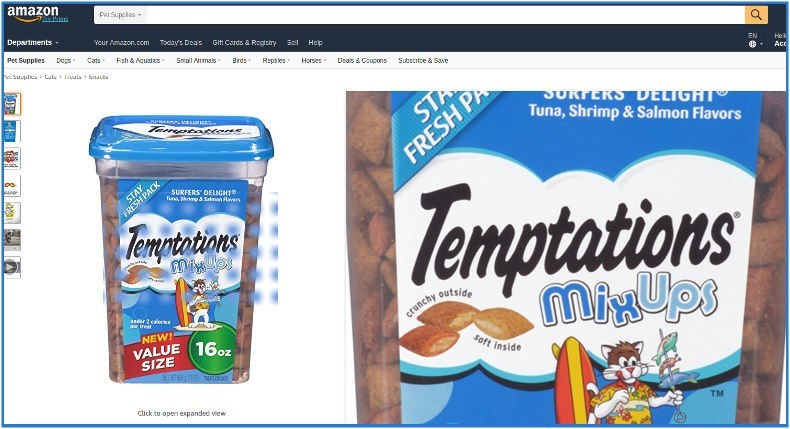 Temptations Mix ups Cat Treats to be used like beer nuts when you treat your cat to a drink.