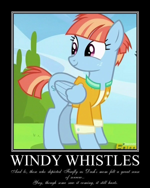 parental glideance windy whistles headcanon Firefly rainbow dash - 9036725504
