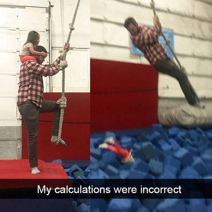 snapchat - Organism - My calculations were incorrect