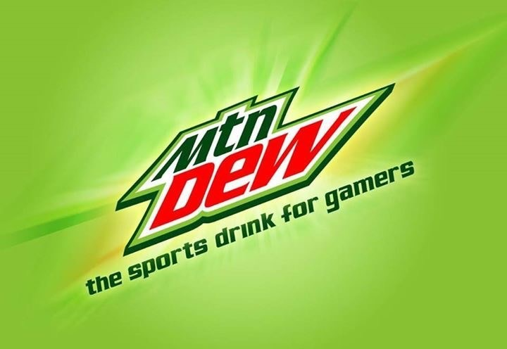 Green - Ath DEY the sports drink for gamers