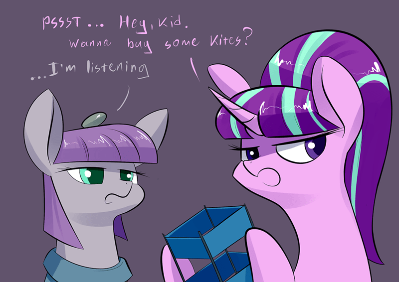 maud pie starlight glimmer rock solid friendship underpable - 9038624256