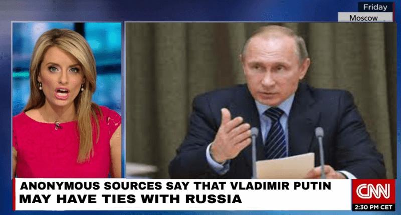 meme that putin has ties with Russia