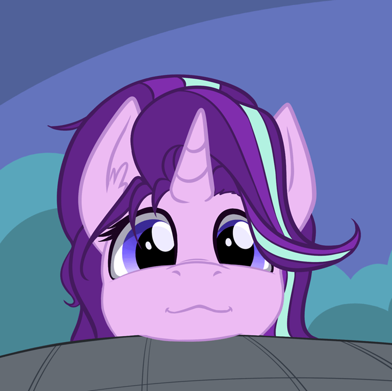 duop-qoub starlight glimmer acting like animals - 9039952384
