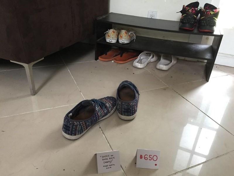 Footwear - s GHOES O SHOE RACK (neariy) ised media $650 COCCO