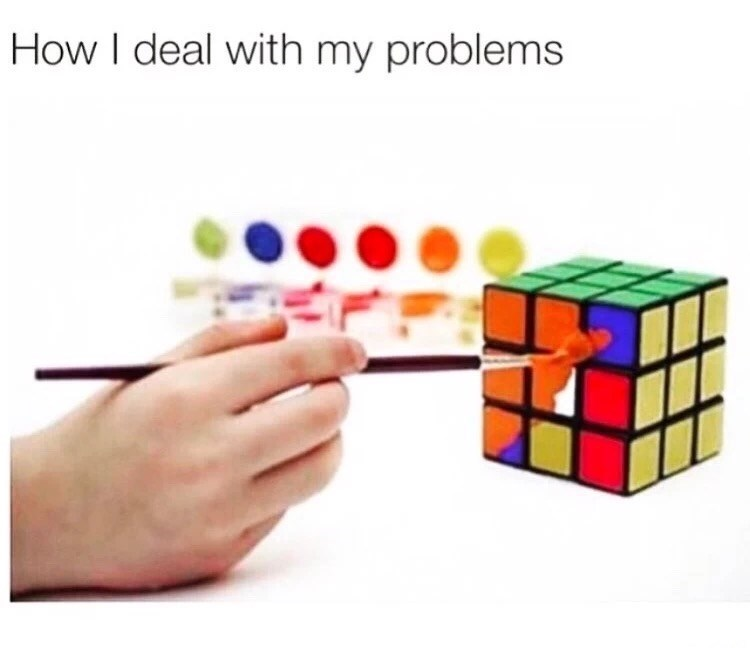 Toy - How I deal with my problems