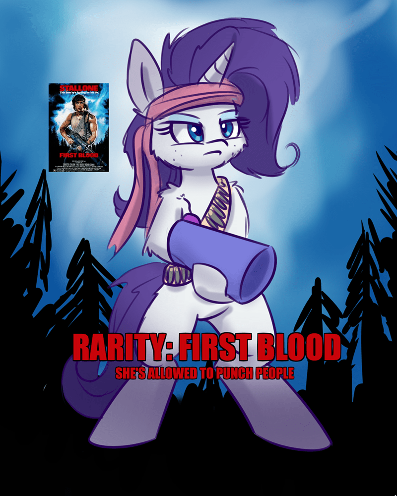 rambo cosplay rarity heir of rick