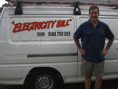 funny business names - Car - AEGRICITY BILL 0411 730 013 35071