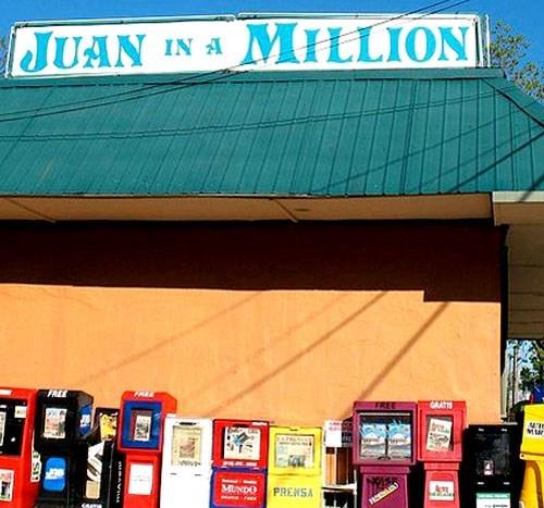 funny business names - Building - MILLION JUAN IN A TREE CAATS MNDO PRENSA ****VIAA