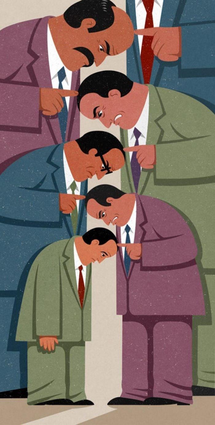 John Holcroft - Animated cartoon