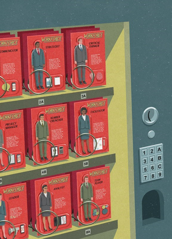 John Holcroft - Coca-cola - ORKFORCE WORKFORCE WORKFORCE COMMUNICATOR STRATEGIST CRITICAL THINKER 3A WORKFORCE WORKFORCE WORKFORCE NUMBER CRUNCHER FACILITATOR PROJECT MANAGER 2 A 5B 4B 3 4B WORKFORCE WORKFORCE 5 6 C WORKFORCE TEAM ANALYST PLAYER 7 8 9 LEADER 8A 2A