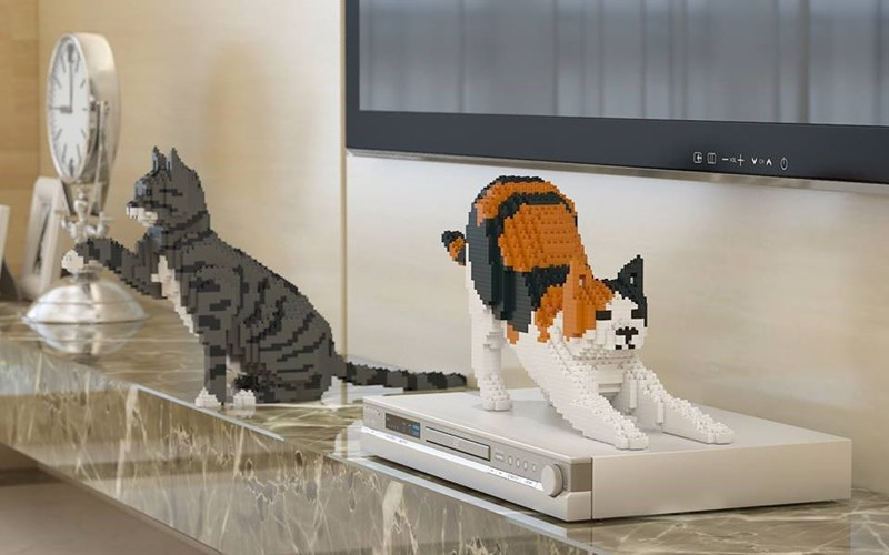 lego cats - Cat - at voA 0000