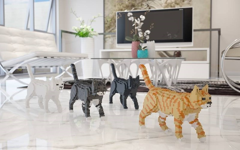 lego cats - Product