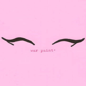 eyebrows cartoon listing them as wet paint