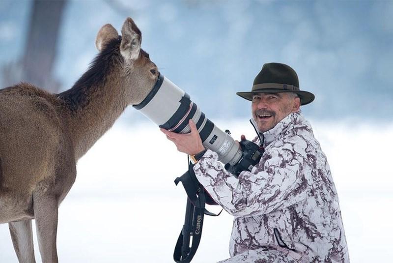 nature photographer - Wildlife - Canon