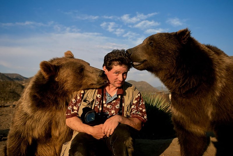 nature photographer - Mammal