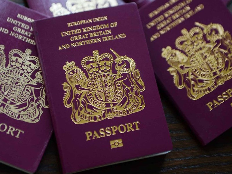 Fake passport generator - Home