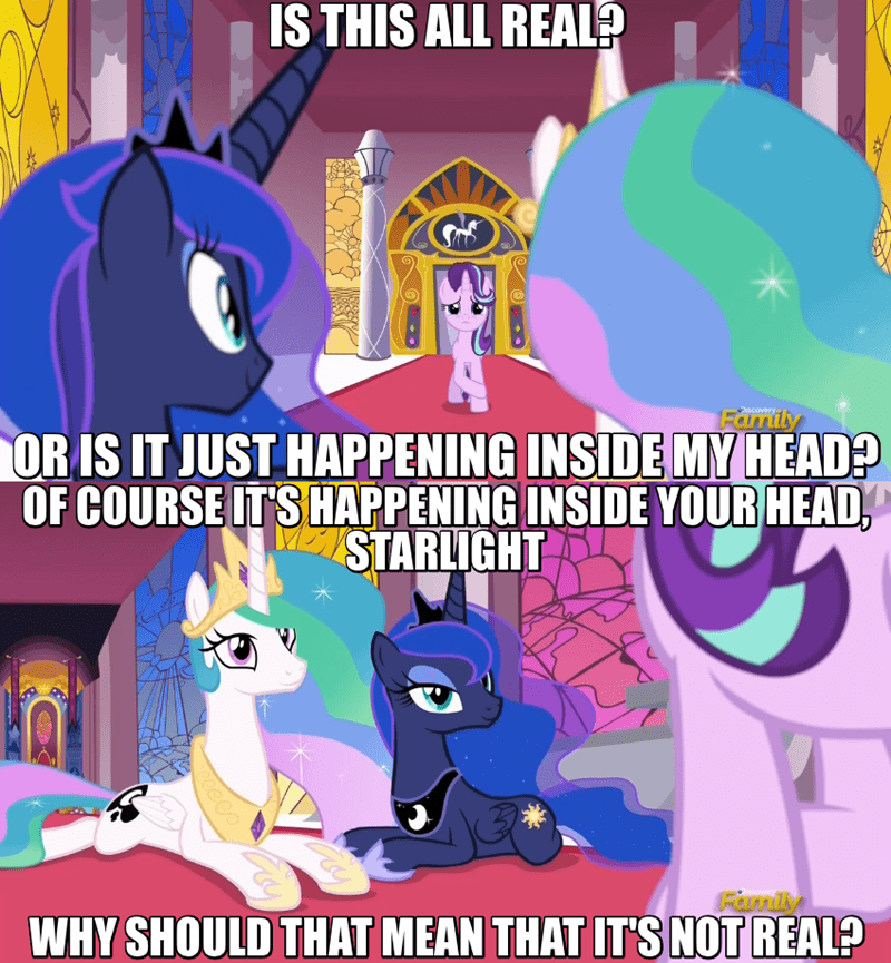 Harry Potter starlight glimmer screencap a royal problem princess luna ponify comic princess celestia - 9043048448