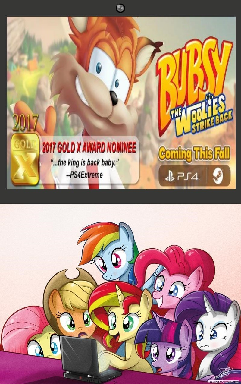 the-butcher-x applejack twilight sparkle e3 pinkie pie bubsy rarity sunset shimmer fluttershy rainbow dash - 9043126272