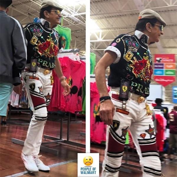 Clothing - PRAB PRA PEOPLE OF WALMART