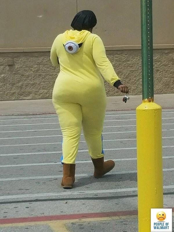 Yellow - PEOPLE OF WALMART