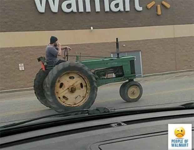 Vehicle - PEOPLE OF WALMART