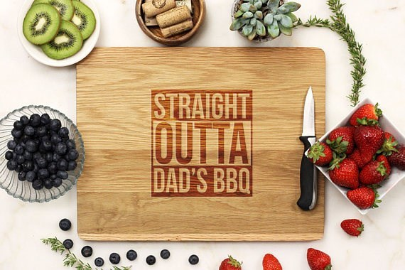 Natural foods - STRAIGHT OUTTA DAD'S BBQ