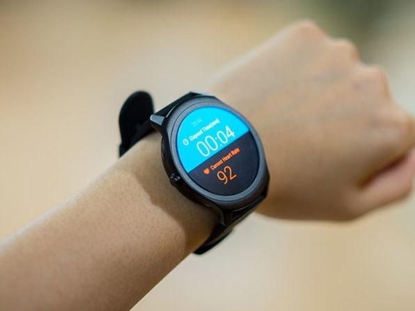 Wrist - 2044 Eapd T 0:04 Cn Heart R 92