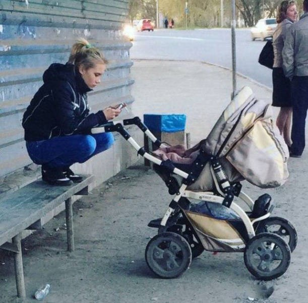 russia - Baby carriage