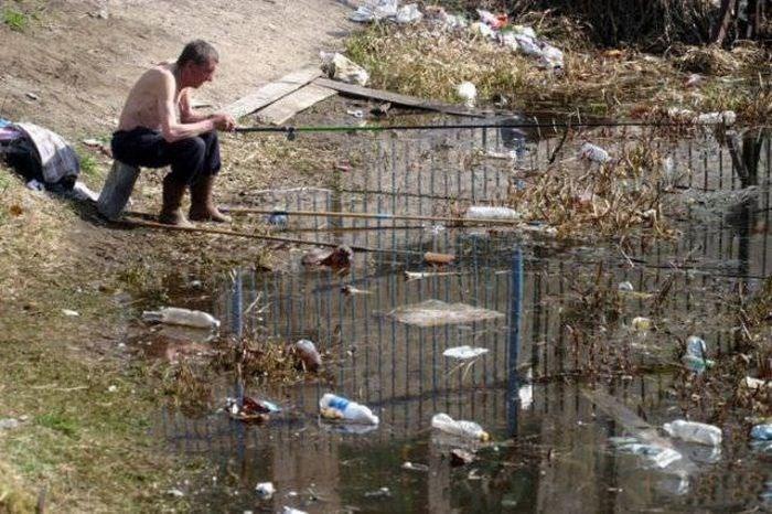 russia - Pollution