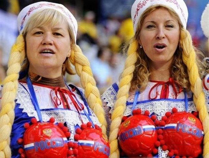 russia - Fan - POCCH POCLID
