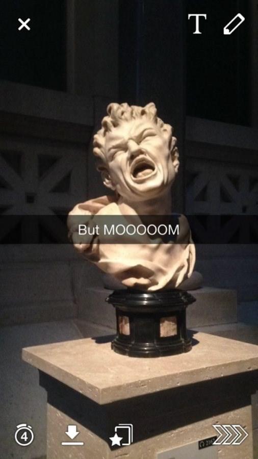 Sculpture - X T A But MOOOOOM 4 216