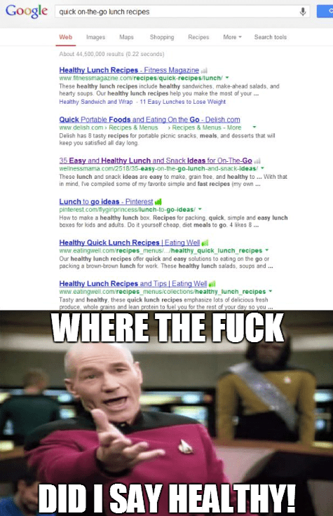 16 annoyed picard memes to celebrate captain picard day memebase cheezburger image 9045201664 solutioingenieria Images