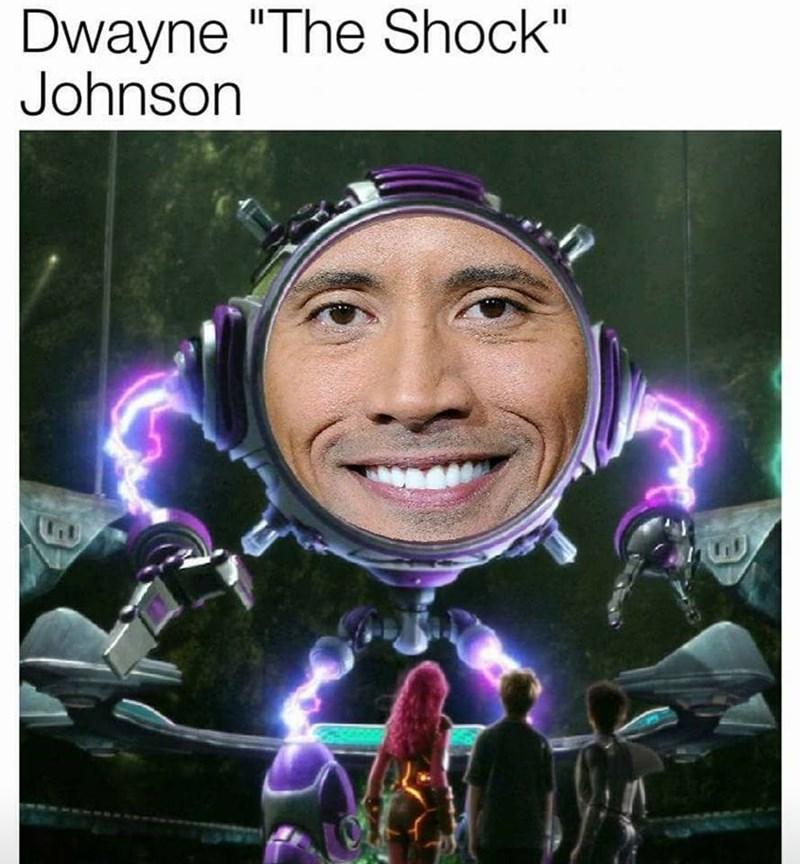 "Photography - Dwayne ""The Shock"" Johnson"