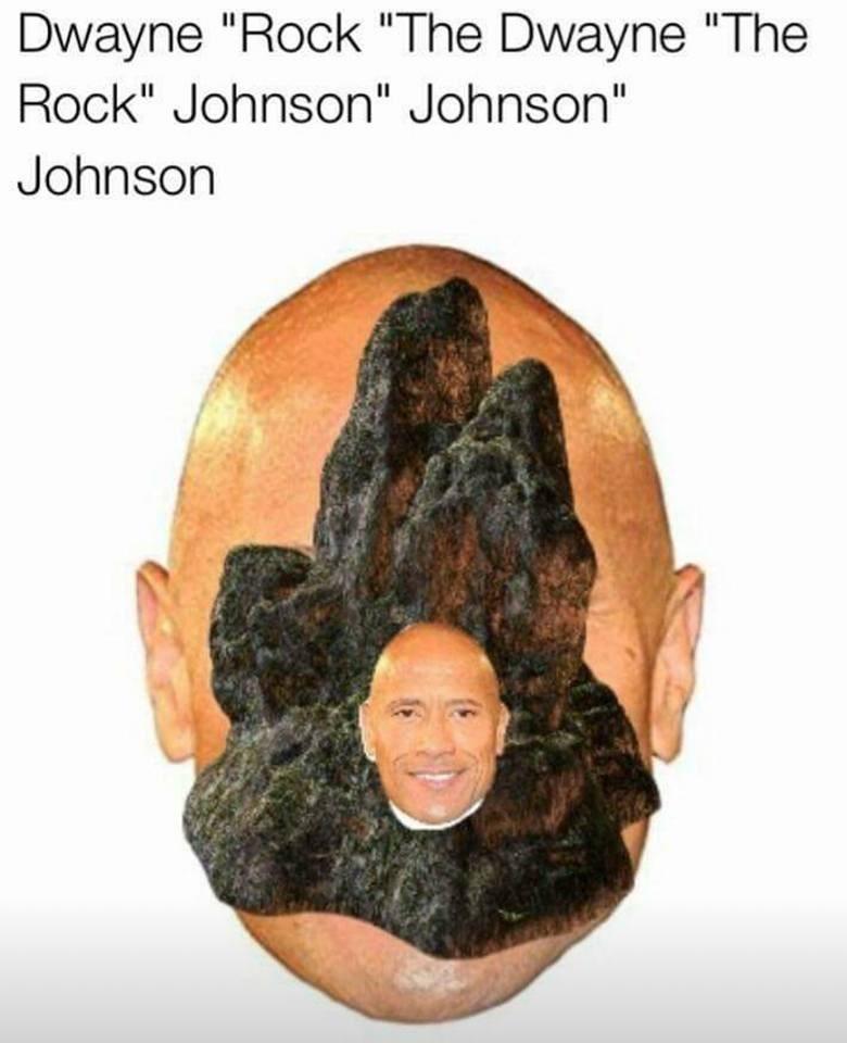 """Rock - Dwayne """"Rock """"The Dwayne """"The Rock"""" Johnson"""" Johnson"""" Johnson"""