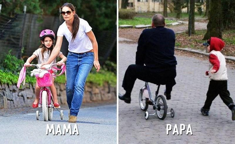 People - РАPA МАМА