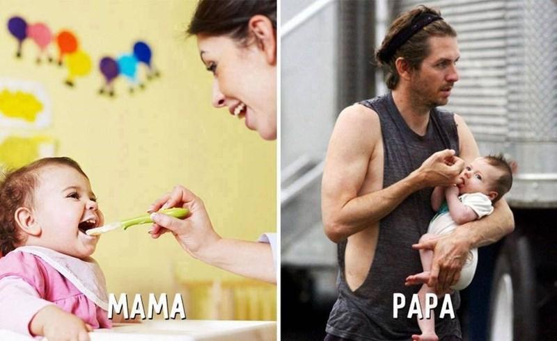 Child - MAMA PAPA