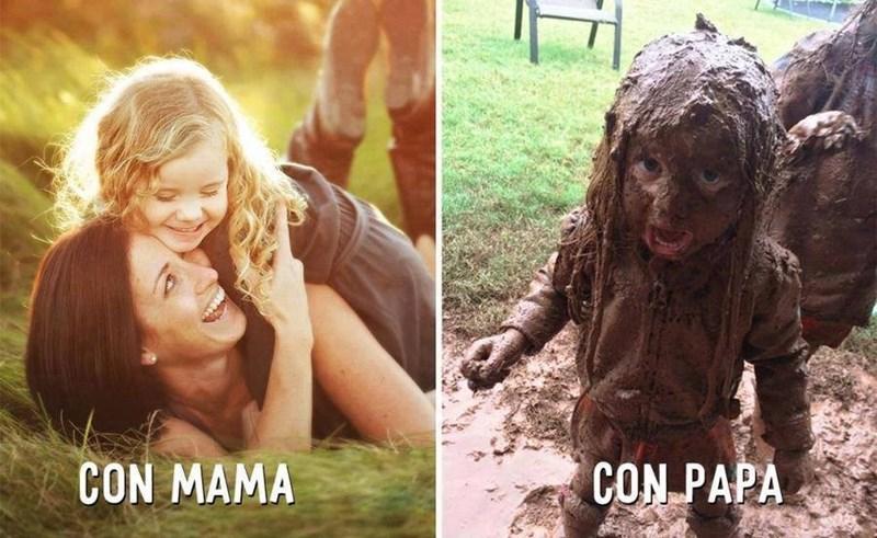 Mud - CON PAPA CON MAMA