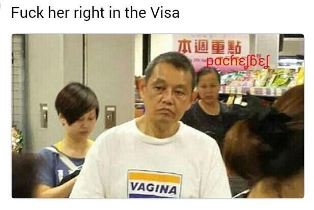 Text - Fuck her right in the Visa 本週重點 pache bel VAGINA