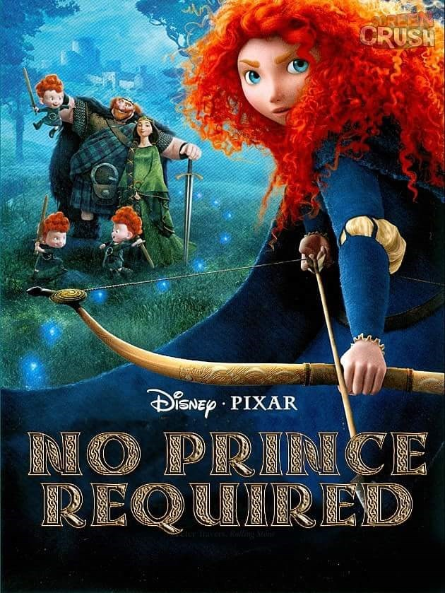 Movie - SORES CRUSH SNEp PIXAR PRIMCE NO REQUIRED