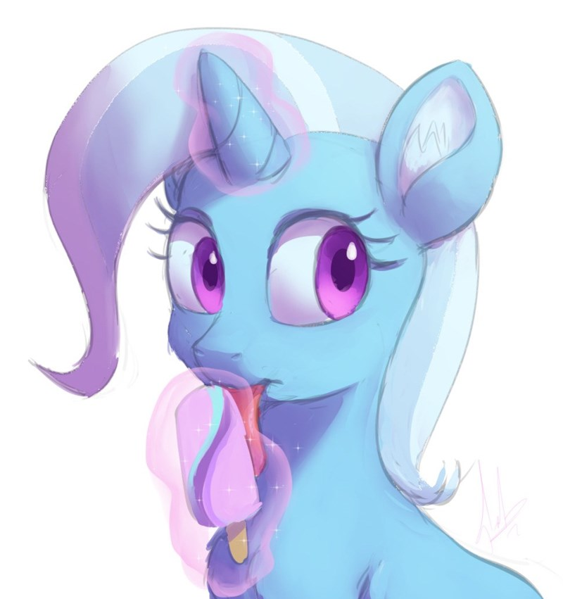 the great and powerful trixie starlight glimmer kartoon korner