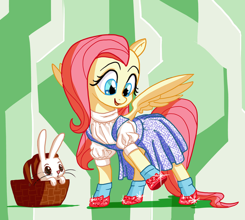 angel the wizard of oz cosplay doc wario fluttershy