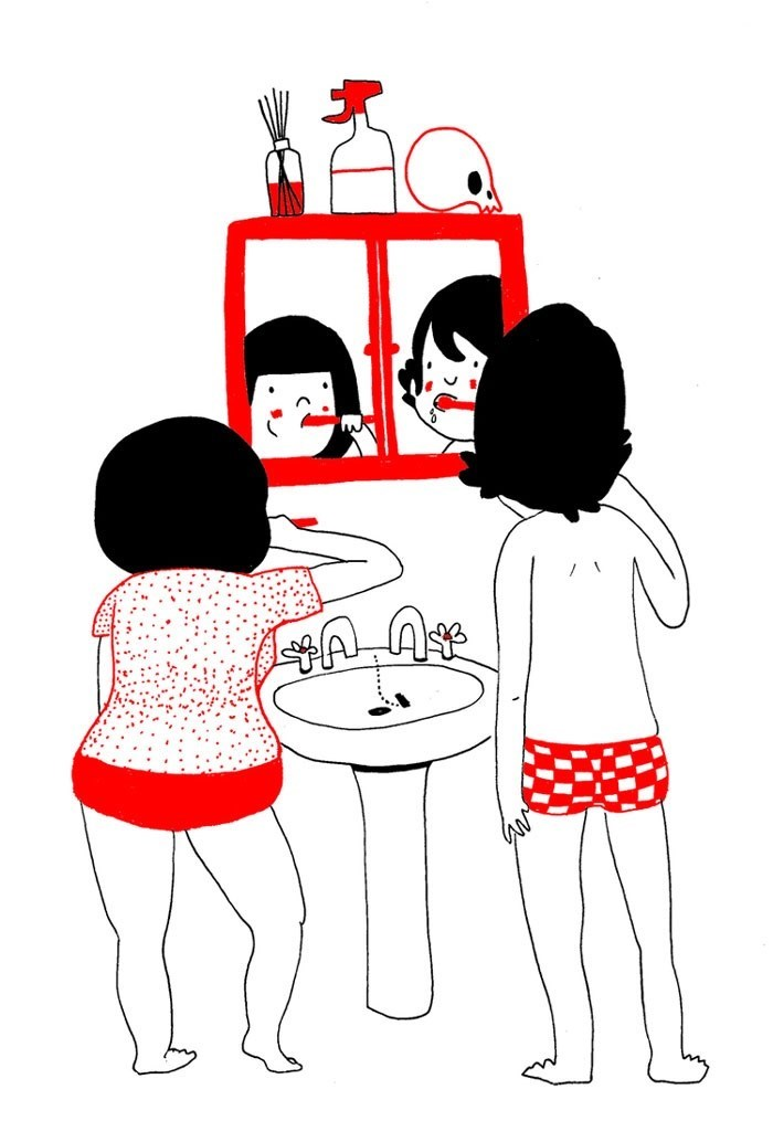 webcomic - Cartoon