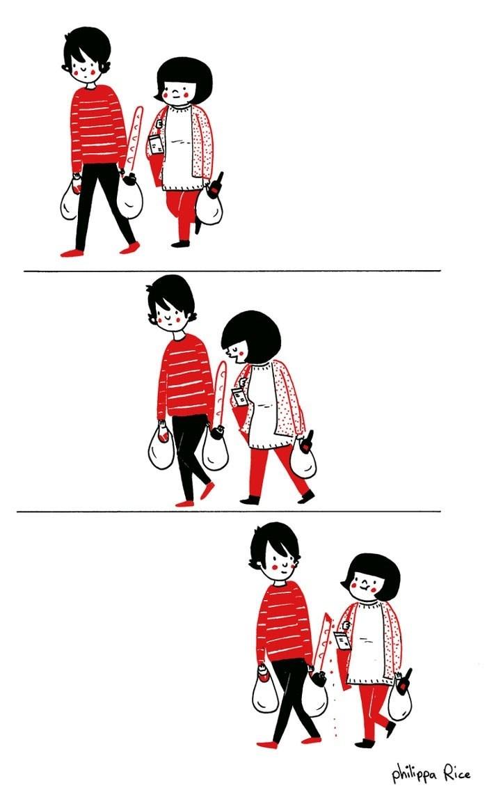 webcomic - Cartoon - philippa Rice