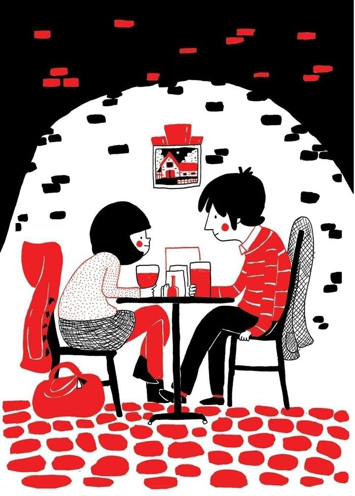 webcomic - Red