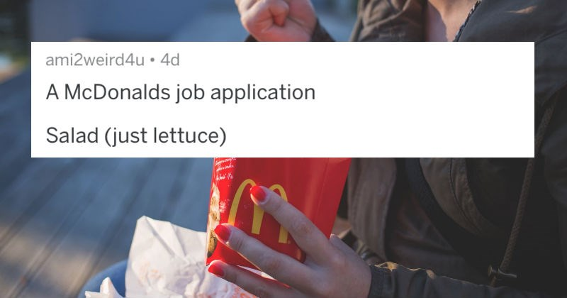 "AskReddit replies to what would go into people's McDonald's ""Angry Meals"" ends up being comedy gold."