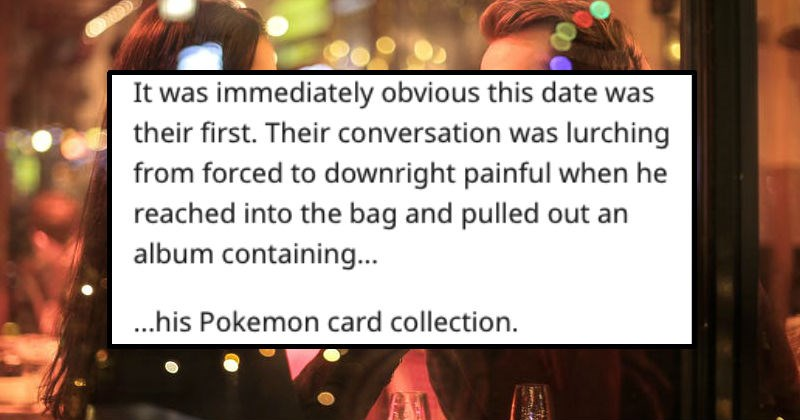 17 Servers Share The Most Awkward First Dates They've Seen
