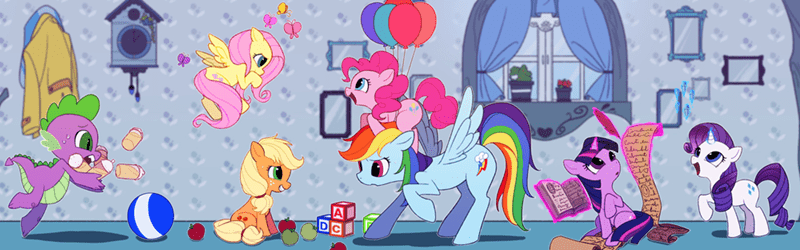 spike applejack twilight sparkle pinkie pie rarity contest fluttershy rainbow dash