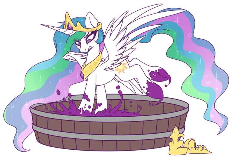 ruef-bae princess celestia